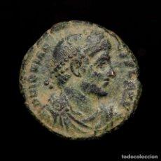 Monedas Imperio Romano: JOVIANO 363-364 FOLLIS VOT V MVLT X DENTRO DE CORONA; ANTA MUY RARA. Lote 179958418