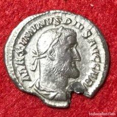 Monedas Imperio Romano: DENARIO DE MAXIMINO I - 236 D.C - 2,38G AG - MBC- . Lote 180015602
