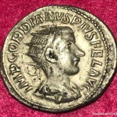 Monedas Imperio Romano: ANTONINIANO DE GORDIANO III - 240 D.C - 3,81G AG - MBC+ . Lote 180015773