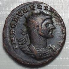 Monedas Imperio Romano: AURELIANO. (ANTONINIANO.MONEDA IMPERIO ROMANO) {270-275 D.C. CYZICUS} RESTITVTOR ORBIS.. Lote 180220141