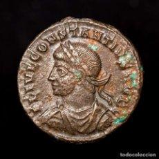 Monedas Imperio Romano: CONSTANCIO II CESAR FOLLIS SISCIA PROVIDENTIAE CAESS ΔSIS◡ (8220). Lote 180322848