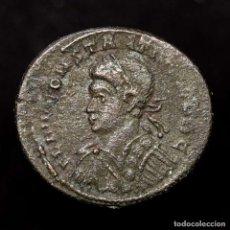 Monedas Imperio Romano: CONSTANCIO II CESAR FOLLIS TRIER PROVIDENTIAE CAESS PTR◡ (8223). Lote 180324458