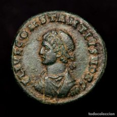 Monedas Imperio Romano: CONSTANCIO II CESAR CONSTANTINOPLA PROVIDENTIAE CAESS - A (8232). Lote 180338645