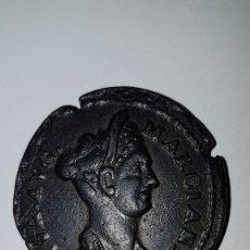 Monedas Imperio Romano: DIVA AVG MARCIANA ELEFANTES AL DORSO. Lote 180388210