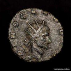 Monedas Imperio Romano: DIVO CLAUDIO II (268-270) ANTONINIANO ROMA CONSECRATIO ALTAR (1836). Lote 181023210