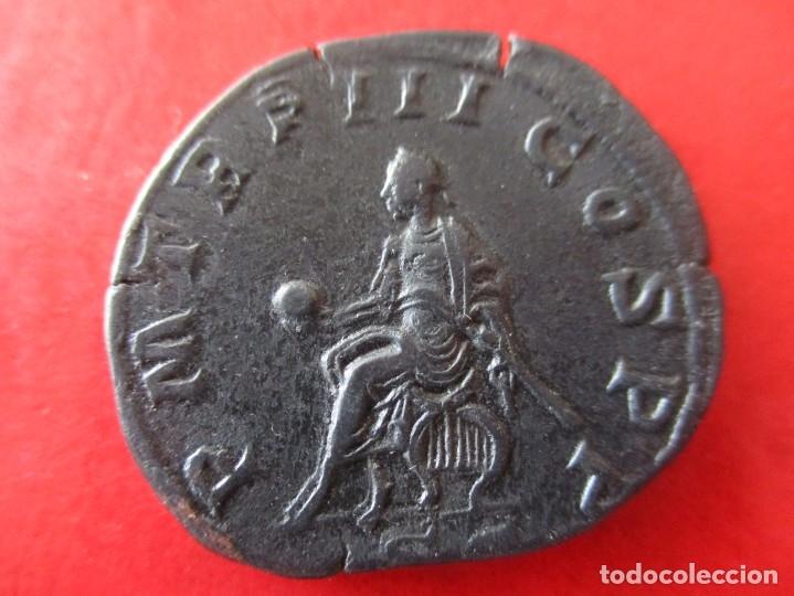 Monedas Imperio Romano: Imperio romano. sextercio de Gordiano III Pio #SG - Foto 2 - 181770972