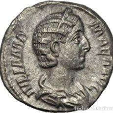 Monedas Imperio Romano: IMPERIO ROMANO - AR DENARIUS, JULIA MAMAEA, 235 AD. RIC: 331 F. - PLATA. Lote 182284166