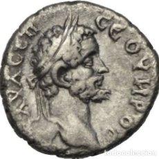 Monedas Imperio Romano: IMPERIO ROMANO - AR DENARIUS, SEPTIMIUS SEVERUS (AD 193 - 211) - RIC 118 - BATALLA 49118 - PLATA. . Lote 182285530