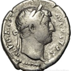 Monedas Imperio Romano: IMPERIO ROMANO - AR DENARIUS, HADRIANUS (117-138 N.C.) - ABUNDANTIA - ROMA - RIC 171. Lote 182287717