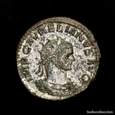 Monedas Imperio Romano: AURELIANO, 270-275 DC ANTONINIANO, ROMA RESTITVTOR ORBIS // A (8462). Lote 182415517
