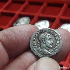 Monedas Imperio Romano: DENARIO DE MAXIMINUS.. .IMPERIO ROMANO.. SILVER. Lote 182890115