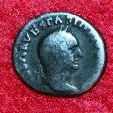 Monedas Imperio Romano: DENARIO VESPASIANO - 69-79 D.C - BC+ - 2,99G . Lote 182906945