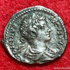 Monedas Imperio Romano: DENARIO DE CARACALLA - 198 - 217 D.C - 2,80G AG - EBC+ / SC. Lote 182907591
