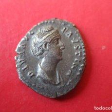 Monedas Imperio Romano: IMPERIO ROMANO. DENARIO DE FAUSTINA I. 138/141 DC. #SG. Lote 183003443