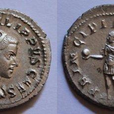 Monedas Imperio Romano: ROMA ANTONINIANO FILIPO II. Lote 183387572