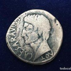 Monedas Imperio Romano: MONEDA ROMANA EMPERADOR CESAR AUGUSTO , 27 - 24 A C. Lote 183431048
