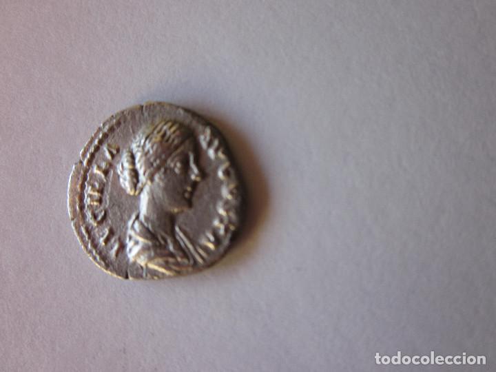 DENARIO DE LUCILLA. VENUS VICTRIX. PLATA. (Numismática - Periodo Antiguo - Roma Imperio)