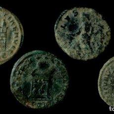 Monedas Imperio Romano: LOTE DE 4 MONEDAS ROMANAS.. Lote 183841471