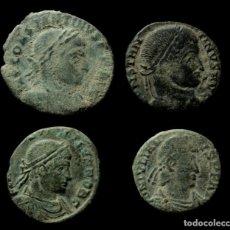 Monedas Imperio Romano: LOTE DE 4 MONEDAS ROMANAS. Lote 183928933
