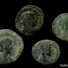 Monedas Imperio Romano: LOTE DE 4 MONEDAS ROMANAS. Lote 183929960