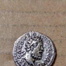 Monedas Imperio Romano: RARO DENARIO DE CLODIO ALBINO CECA DE LUGDUNUM LYON (195-197 D.C.). Lote 184114966