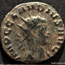 Monedas Imperio Romano: ANTONINIANO. 268-273 D.C. CLAUDIO II. REV. GINIVS EXERCI.. Lote 149746454