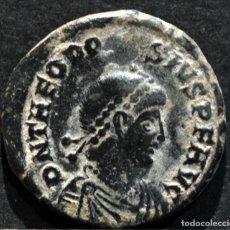 Monedas Imperio Romano: MAIORINA CYZICUS TEODOSIO II 408-450 D.C. Lote 171813332
