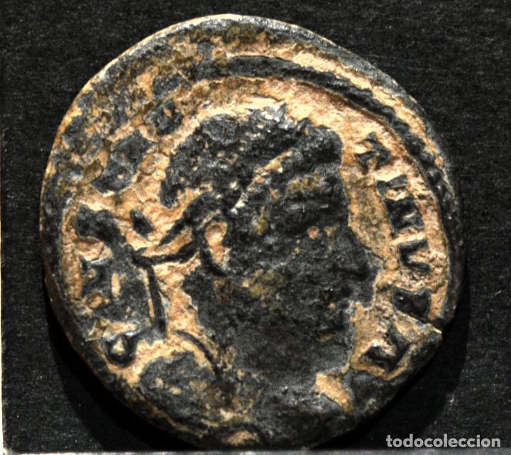 Monedas Imperio Romano: FOLLIS CONSTANTINO I LONDRES SARMATIA DEVICTA 306-337 d.C RARO - Foto 2 - 172702909