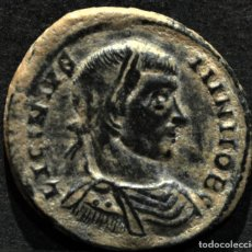 Monedas Imperio Romano: AE3 MEDIO CENTENIONALIS LICINIO II SISCIA 319 D.C RARO. Lote 161938290