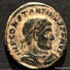 Monedas Imperio Romano: CONSTANTINO I FOLLIS TRÉVERI ALEMANIA.CON TF EN CAMPO Y TPR EN EXERGO. Lote 149706966