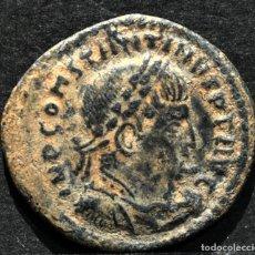 Monedas Imperio Romano: FOLLIS CONSTANTINO I 313 D.C ROMA SOL INVICTO. Lote 167790700