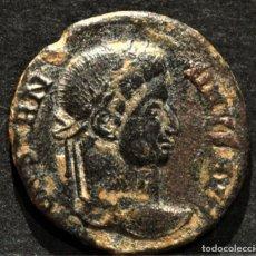 Monedas Imperio Romano: FOLLIS CONSTANTINO MAGNO 3ª OFICINA TICIUM 306-337 D.C. Lote 173666354