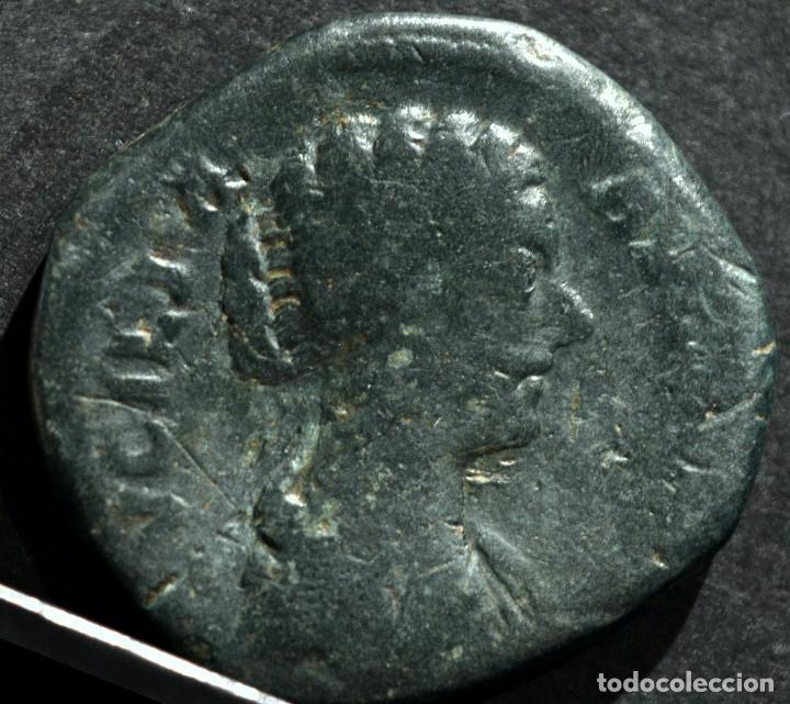 Monedas Imperio Romano: SESTERCIO LUCILIA - Foto 2 - 85454276
