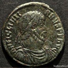 Monedas Imperio Romano: DOBLE MAIORINA DE JULIANO II, EL APOSTATA CON ÁGUILA EN EL CAMPO EXCELENTE CONSERVACION. Lote 83451832