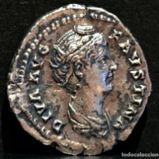 Monedas Imperio Romano: DENARIO FAUSTINA MADRE ROMA CONCORDIAE. Lote 87781136
