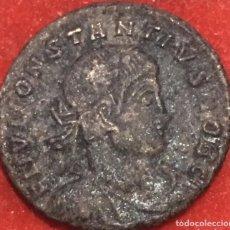 Monedas Imperio Romano: LOTE DE MONEDAS (3) DEL BAJO IMPERIO ROMANO DE CONSTANCIO II - COBRE. Lote 184901522