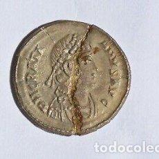Monedas Imperio Romano: MONEDA SILIQUA PLATA GRACIANO. MUY BONITA. . Lote 186390625