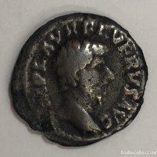 Monedas Imperio Romano: DENARIO LUCIO VERO FORRADO DE ÉPOCA. Lote 187208210
