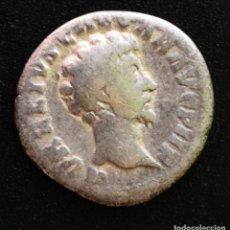 Monedas Imperio Romano: MARCO AURELIO 159-160 A.D C.ROMA RIC 483 . Lote 187644082