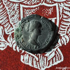 Monedas Imperio Romano: FAUSTINA II 175‐176 A.D, C.ROMA RIC. 500B. Lote 187644441