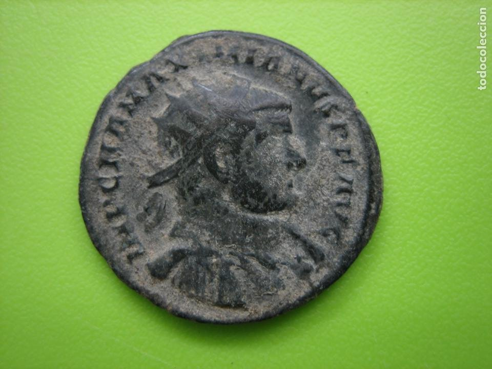 4. MONEDA ROMANA DE BAJO IMPERIO. A CLASIFICAR (Numismática - Periodo Antiguo - Roma Imperio)