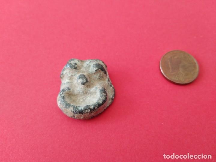 EXVOTO ROMANO PLOMO EOLIUS DIOS DEL VIENTO. MUY RARO (Numismática - Periodo Antiguo - Roma Imperio)