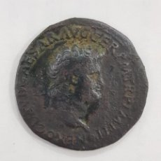 Monedas Imperio Romano: AS NERON VICTORIA. Lote 190712823
