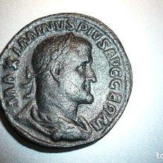Monedas Imperio Romano: MAXIMINO TRACIO, SESTERCIO.. Lote 190896375