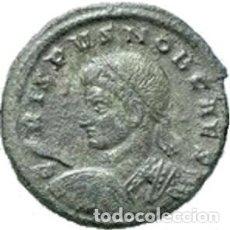 Monedas Imperio Romano: IMPERIO ROMANO. CRISPO. FOLLIS 19 MM. VIRTVS EXERCIT. Lote 191349008