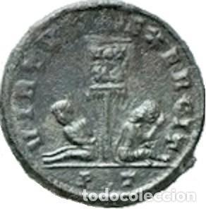 Monedas Imperio Romano: IMPERIO ROMANO. CRISPO. FOLLIS 19 mm. VIRTVS EXERCIT - Foto 2 - 191349008