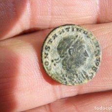 Monedas Imperio Romano: PRECIOSO CONSTANTINO A LIMPIAR. (ELCOFREDELABUELO). Lote 191384243