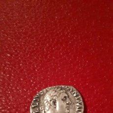 Monedas Imperio Romano: FANTÁSTICO DENARIO DE PLATA DEL EMPERADOR VITELIO (69 D.C). Lote 191520380