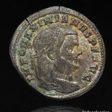 Monedas Imperio Romano: IMPERIO ROMANO - SILVERED FOLLIS, MAXIMIAN, 285-305 AD. Lote 191526893