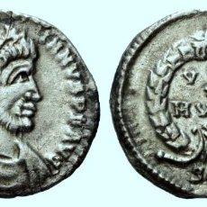 Monedas Imperio Romano: SILIQUA (PLATA). AD 362-363 ARLES.IULIANUS II. APOSTATA (360 DC 363). Lote 194218275